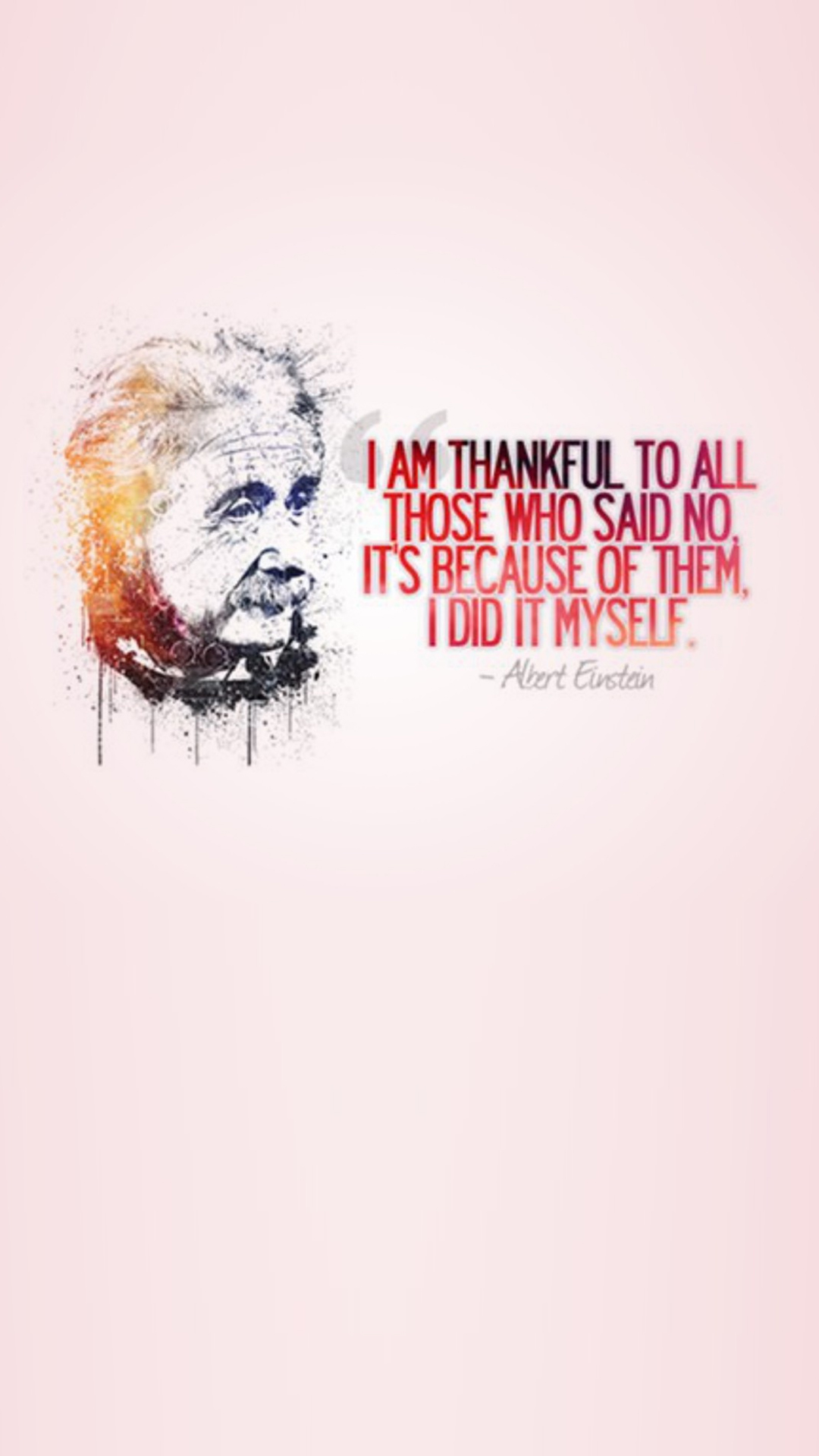 Albert Einstein Smartphone Wallpapers HD