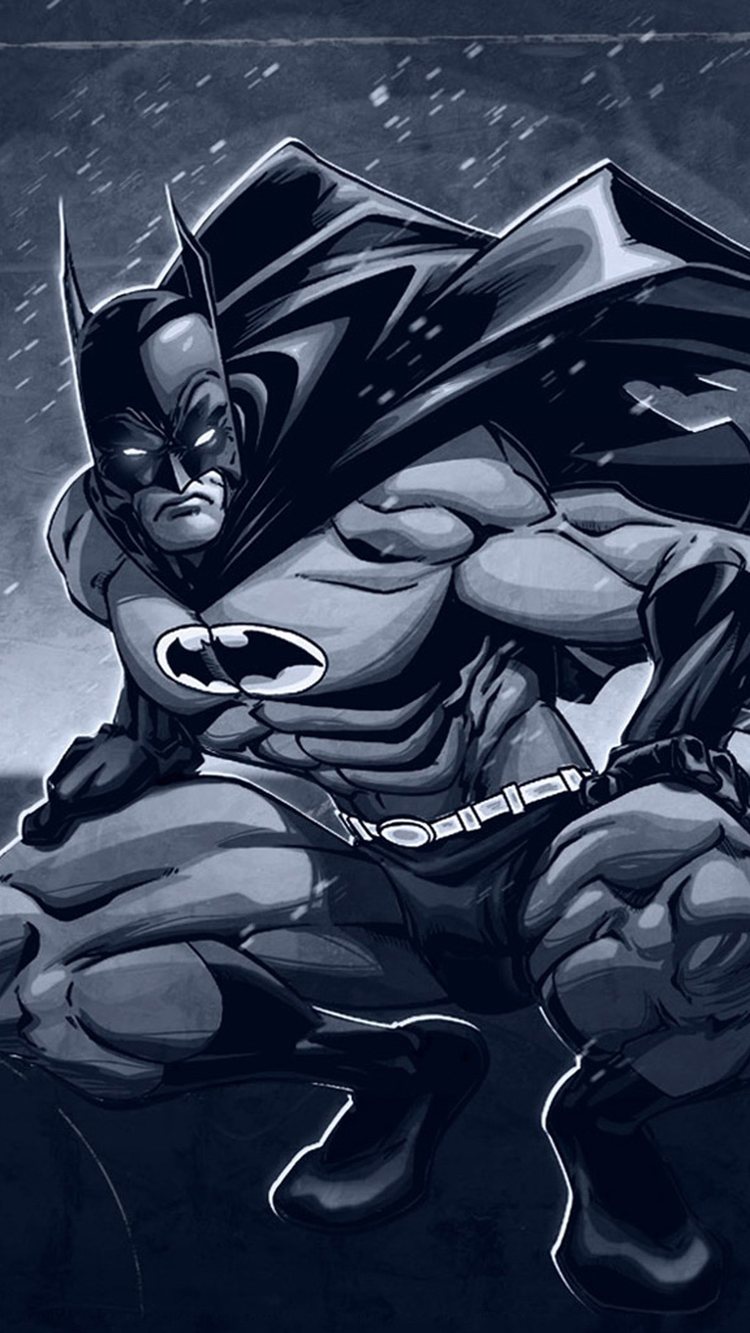 Batman Muscle