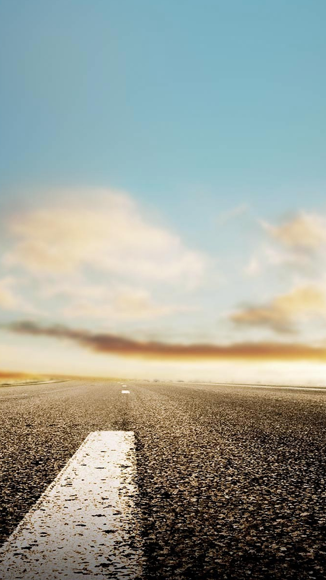 Closeup Road Smartphone HD Wallpapers