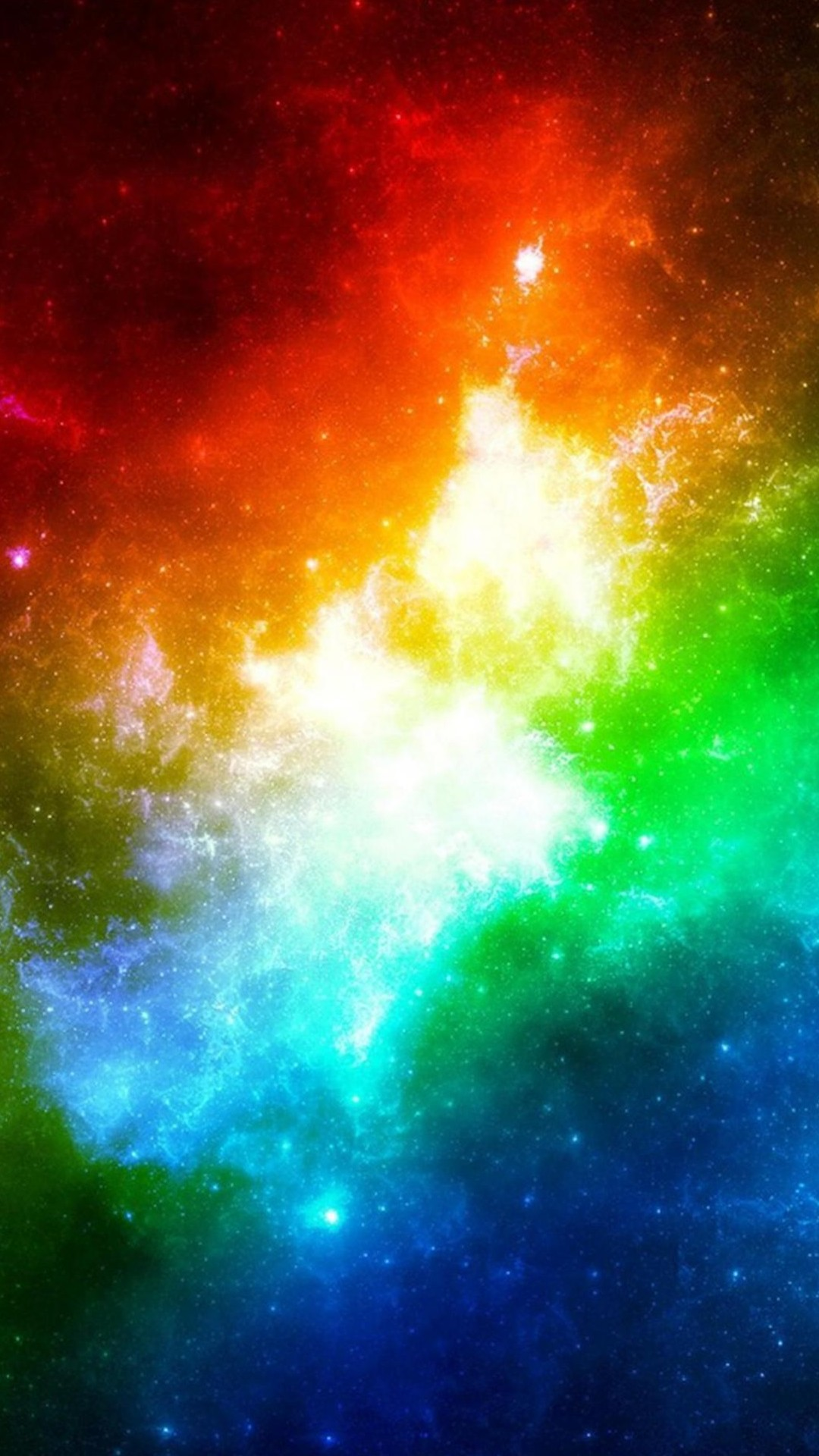 Colorful Galaxy Smartphone Wallpapers HD
