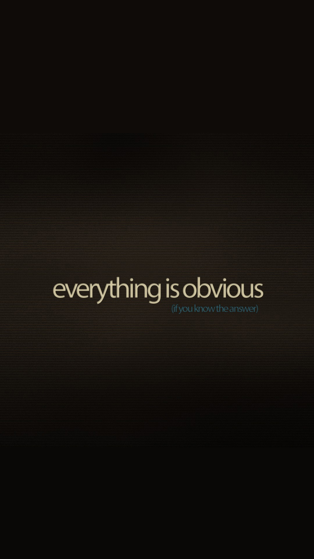 Everything Is ...Smartphone Wallpapers HD