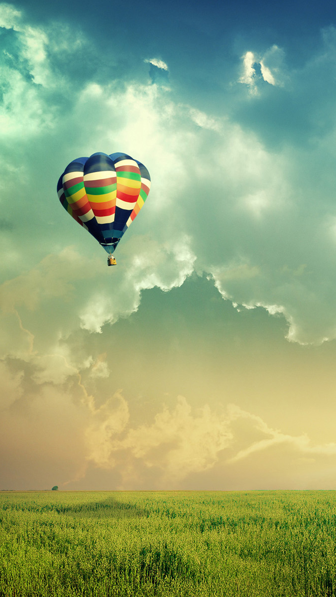 Hot Air Baloon Smartphone HD Wallpapers