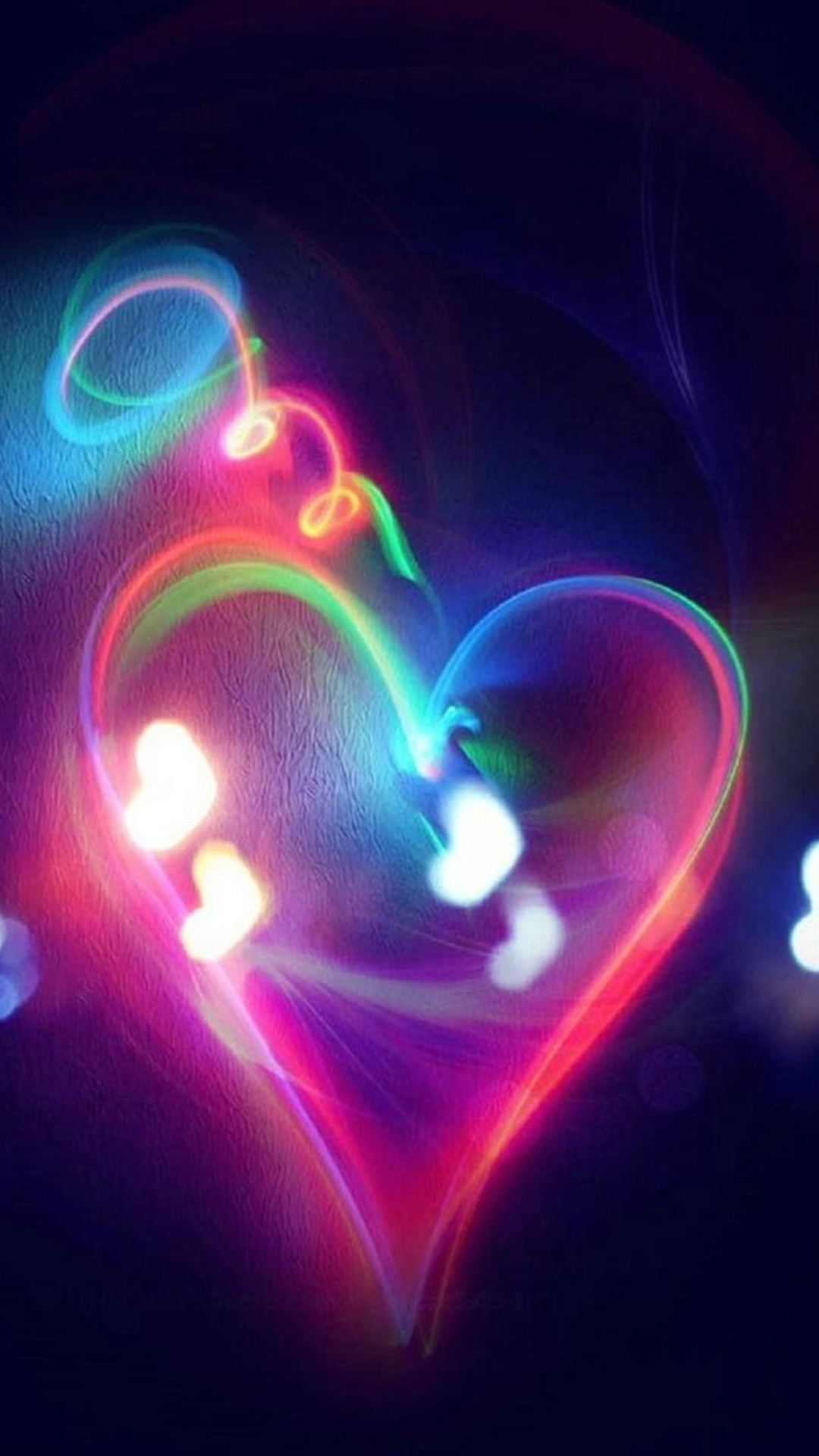 love lights smartphone wallpapers hd ⋆ getphotos
