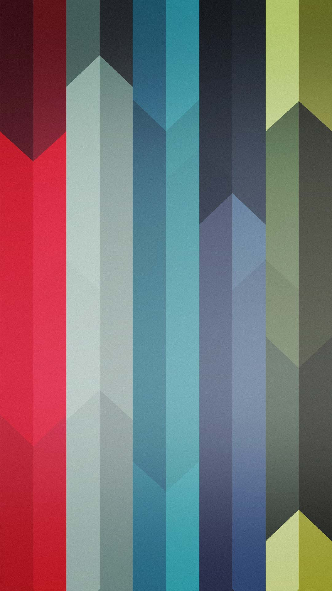 Stripes And Arrows Blue Smartphone Wallpapers