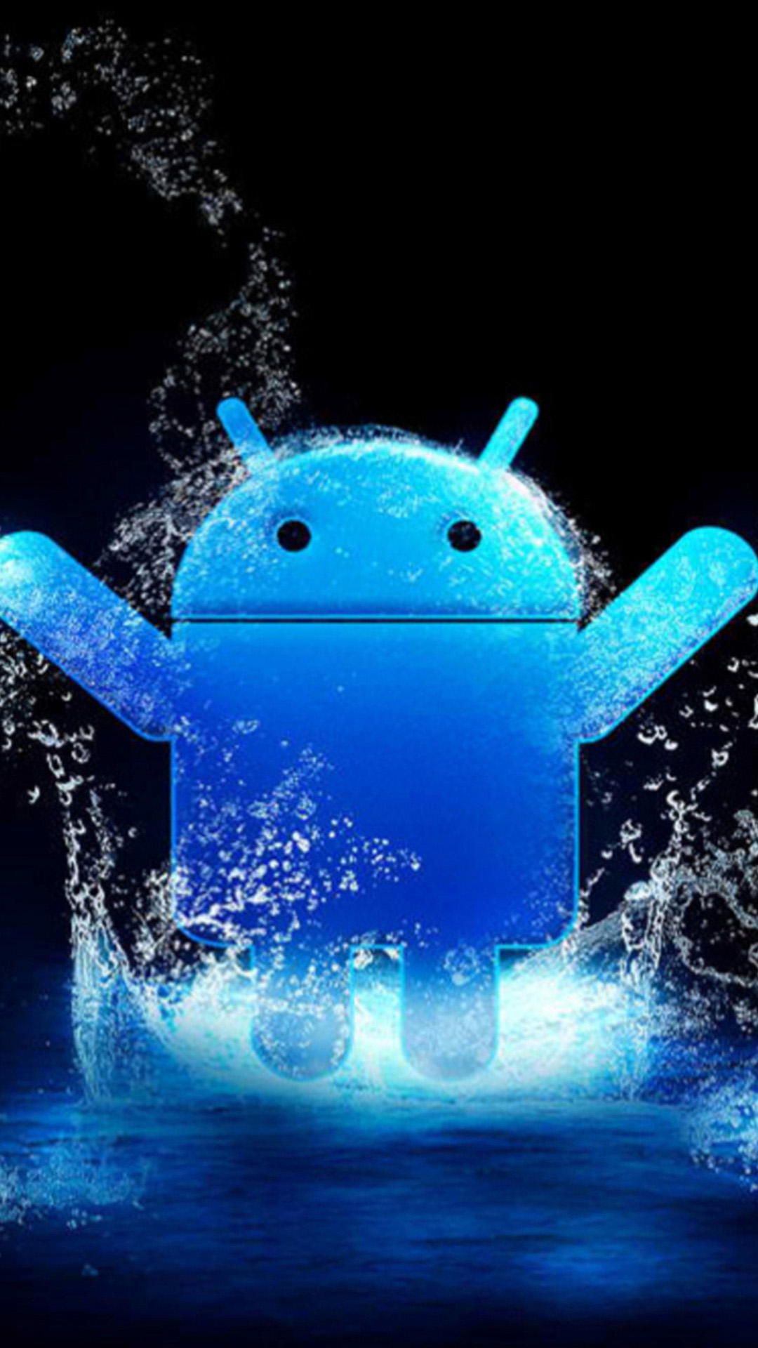 Android happy splash smartphone wallpapers hd getphotos - Wallpapers android hd ...