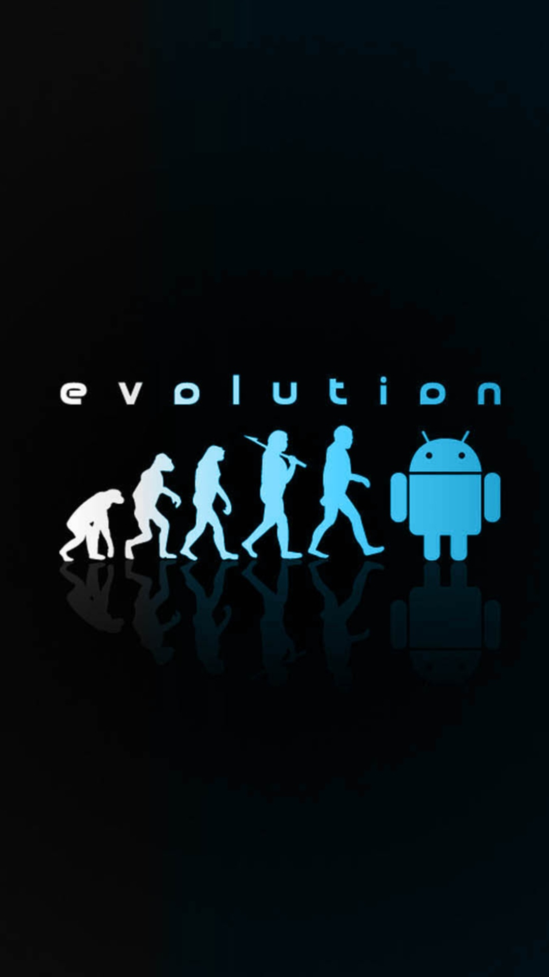 android evolution smartphone wallpapers hd ⋆ getphotos