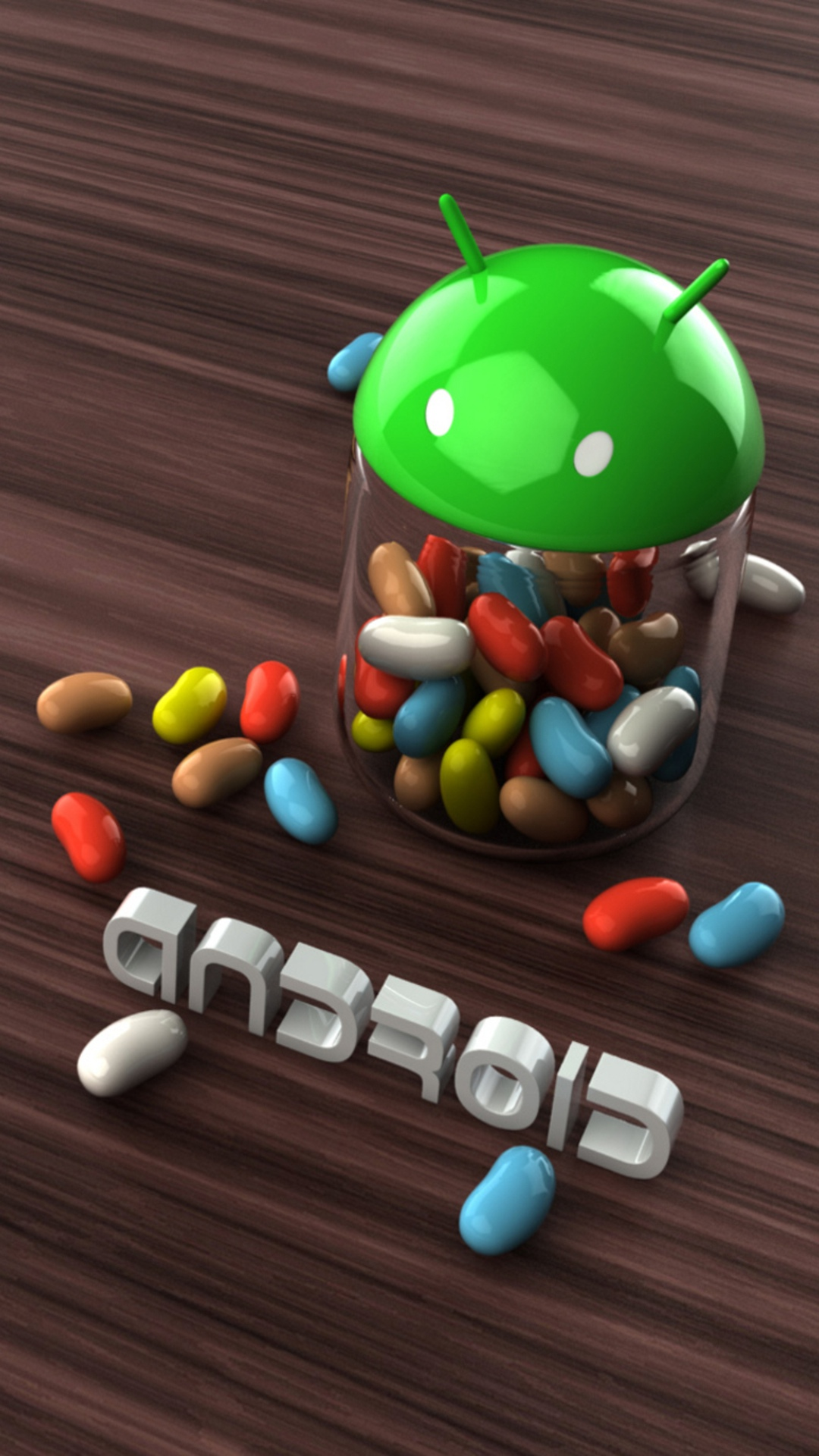 Android Candy Smartphone Wallpapers HD