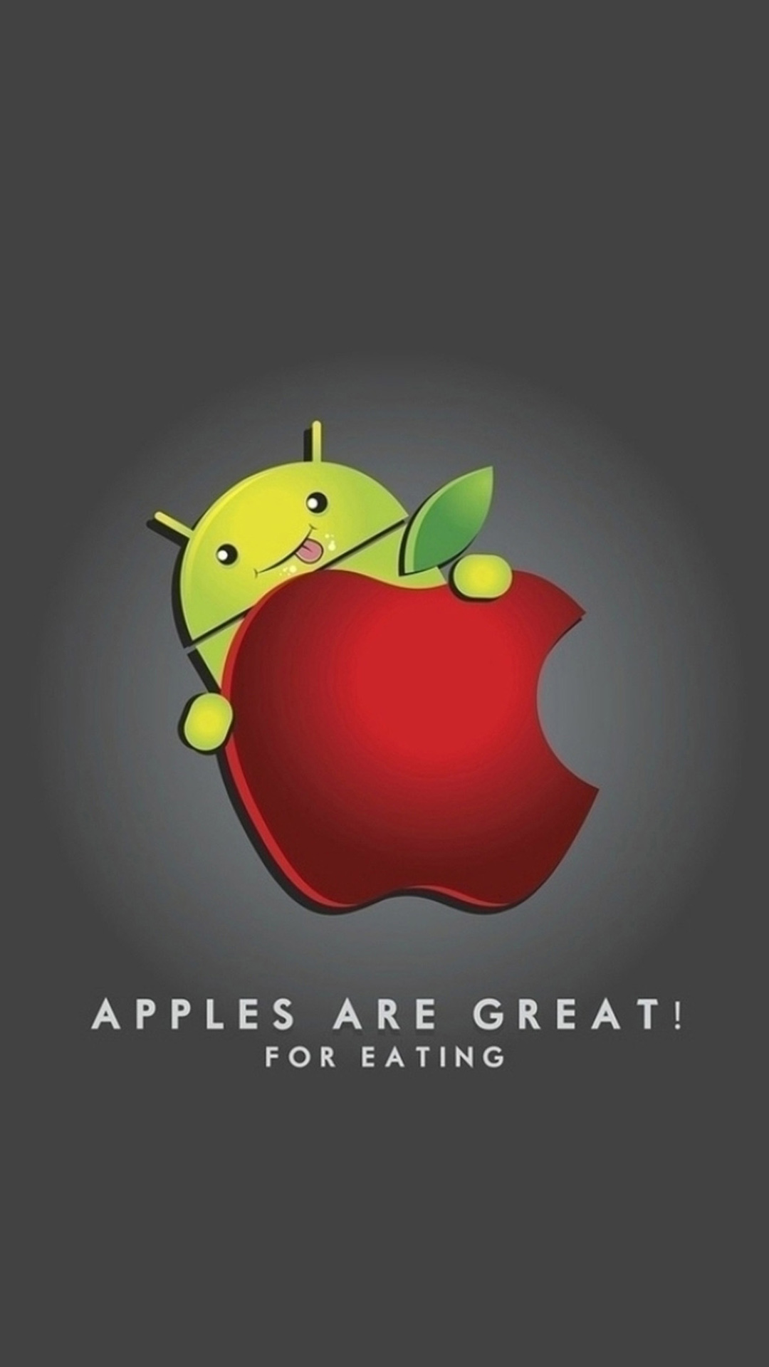 Android Apples are Great Smartphone Wallpapers HD