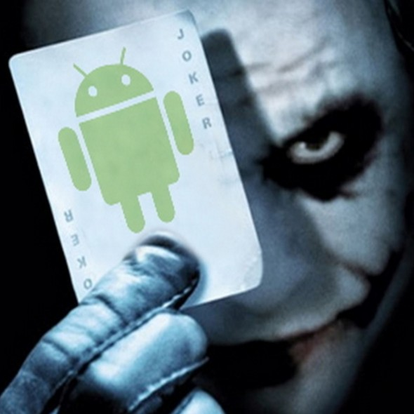Android Joker Card Smartphone Wallpapers HD