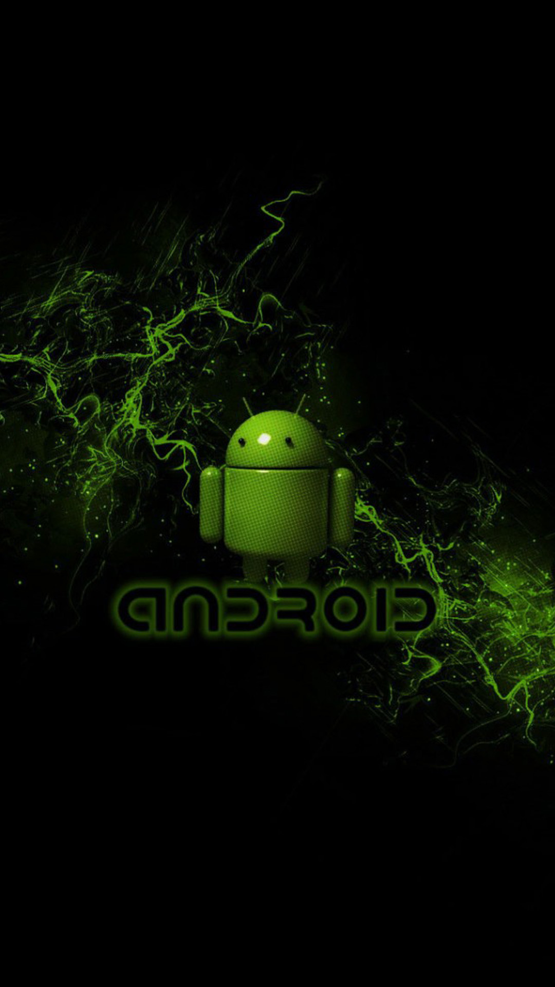 Android Green Smoke Smartphone Wallpapers HD ⋆ GetPhotos